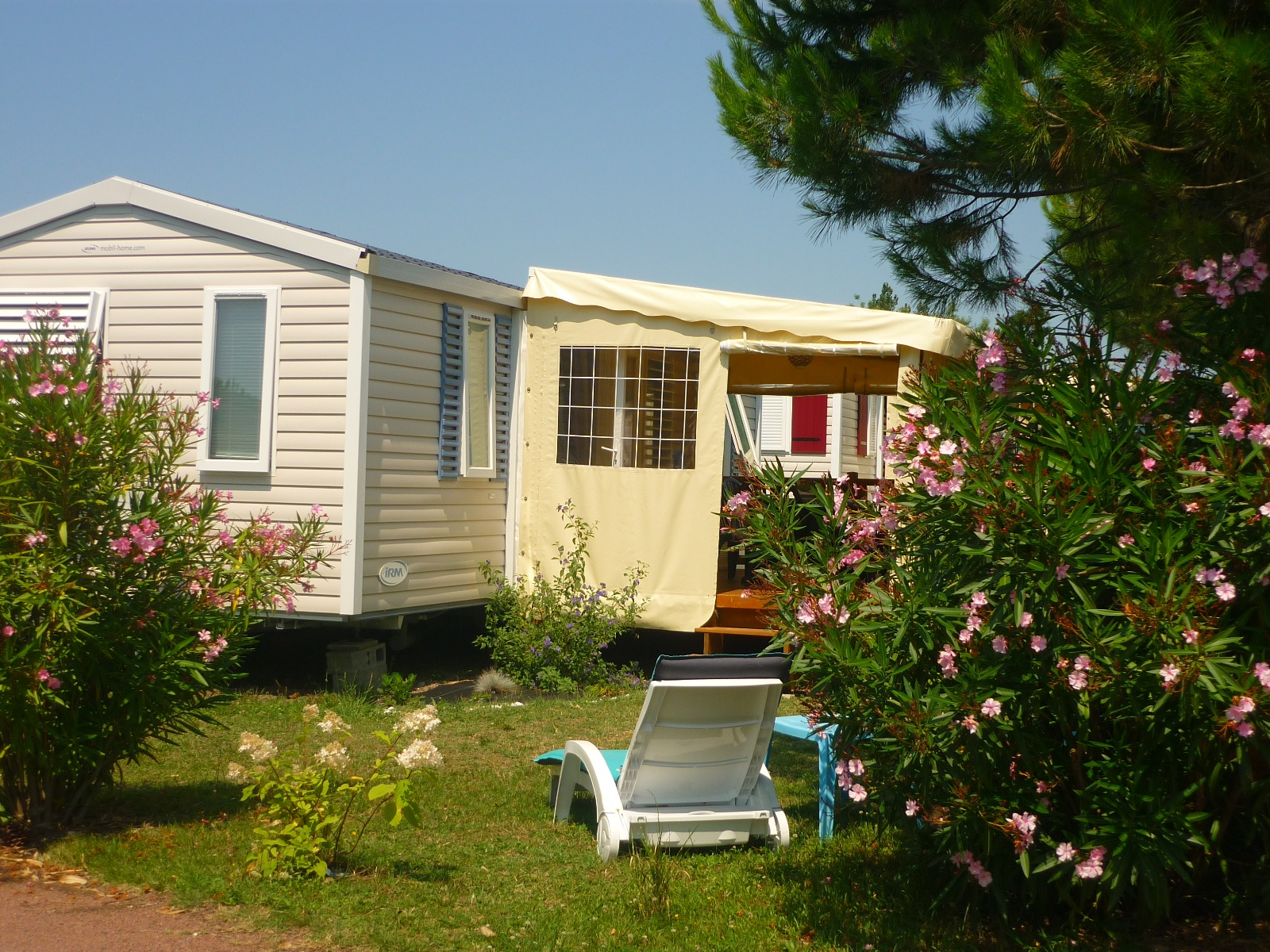 location chalet ile d'oleron