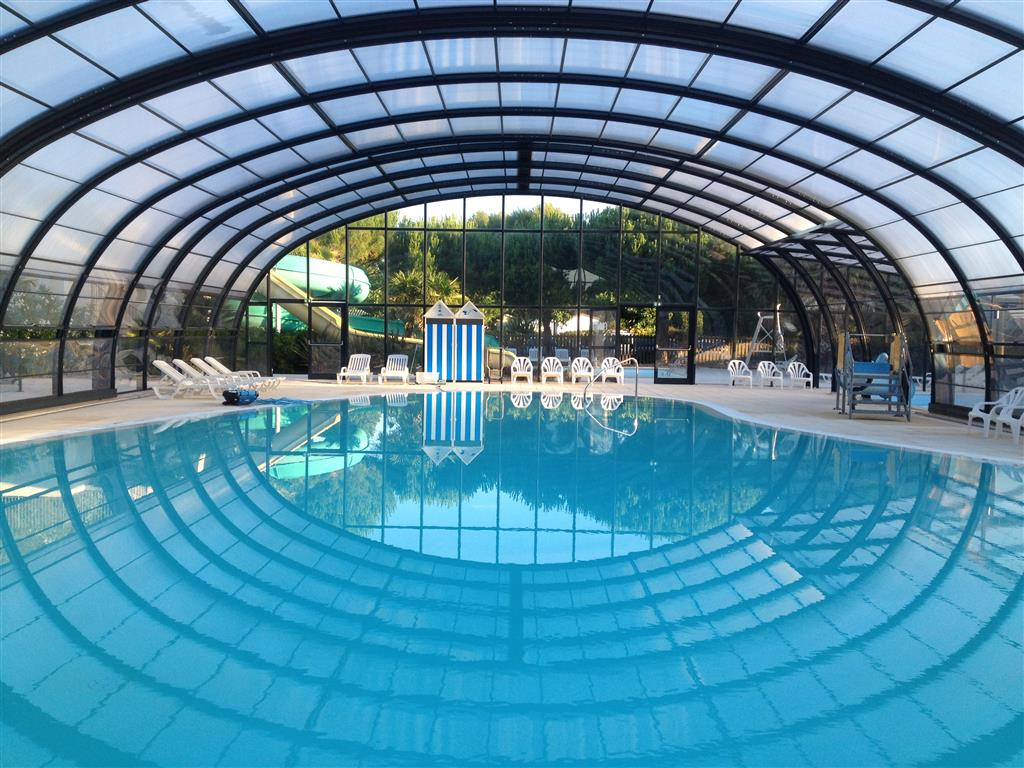 Camping Avec Piscine Couverte Charente Maritime  Camping Avec